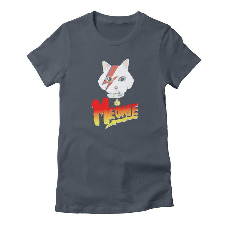 Meowie Women's T-Shirt by Hello Siyi
