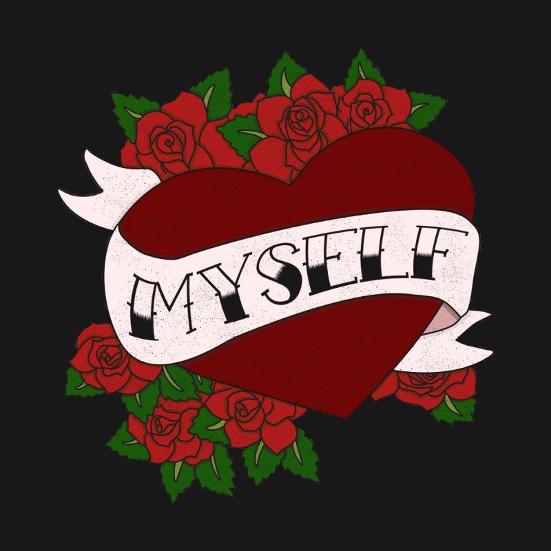 Self Valentine's Men's T-Shirt by Hey Siyi