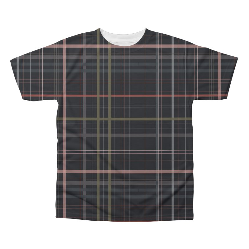 A very gloomy plaid Men's Regular All Over Print by Hello Siyi