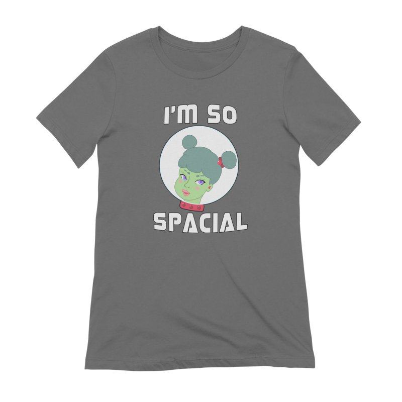 I'm so spacial (color version) Women's T-Shirt by Hello Siyi