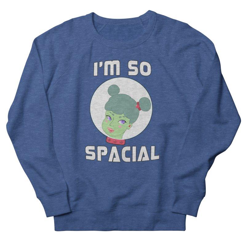I'm so spacial (color version) Men's Sweatshirt by Hello Siyi