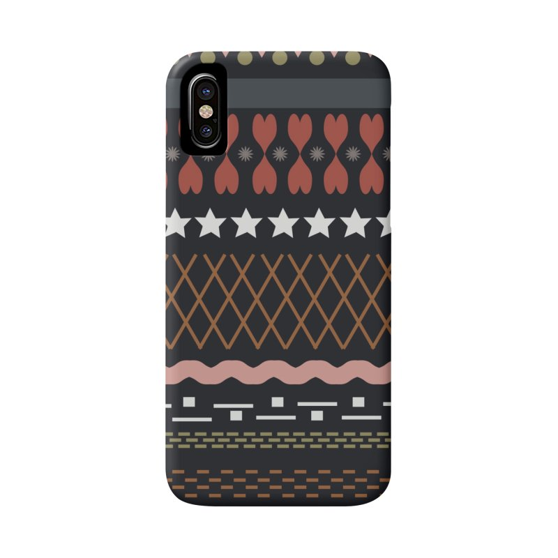 Folk pattern Accessories Phone Case by Hello Siyi