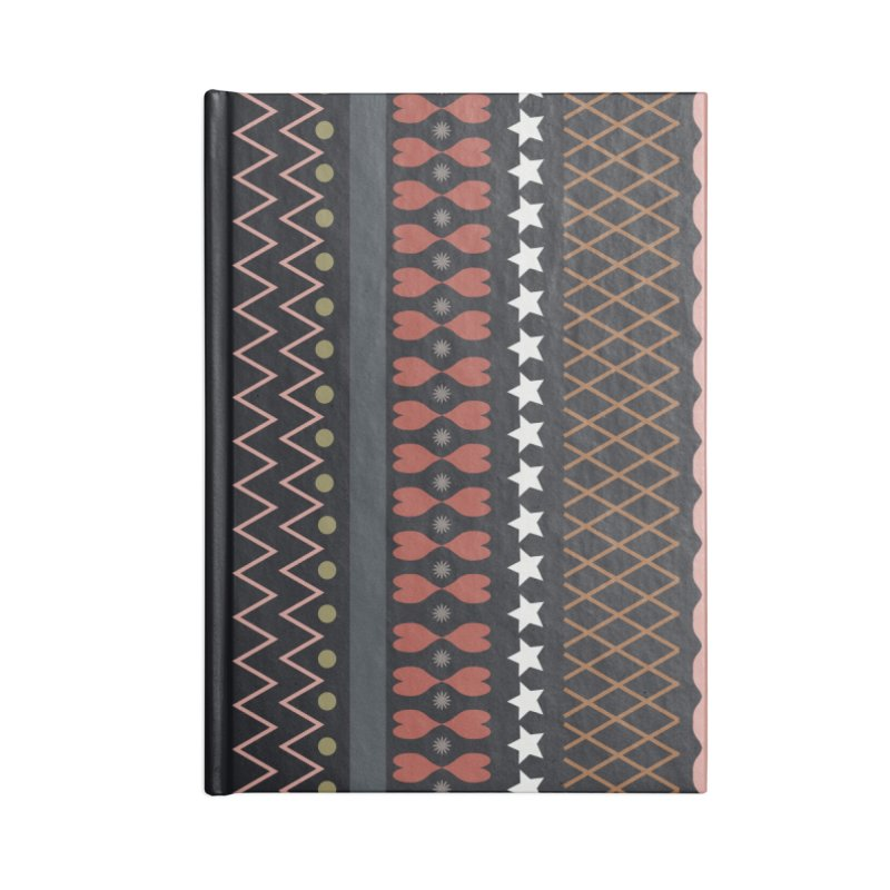 Folk pattern Accessories Notebook by Hello Siyi