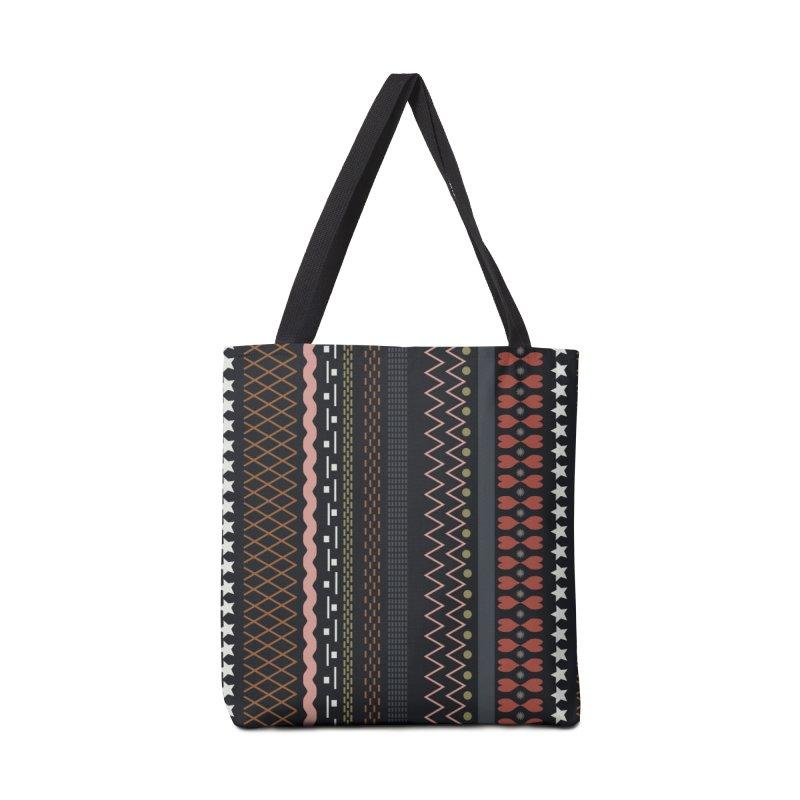 Folk pattern Accessories Bag by Hello Siyi