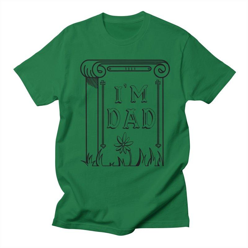 I'm dad Men's T-Shirt by Hello Siyi