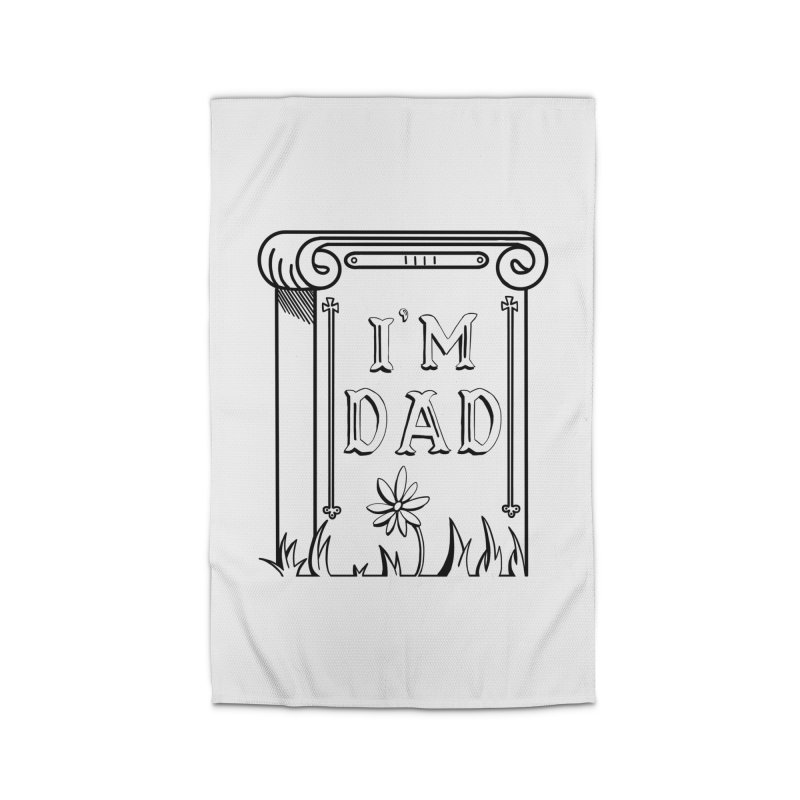 I'm dad Home Rug by Hello Siyi