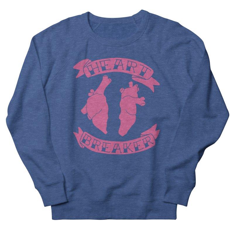 Heart Breaker Men's Sweatshirt by Hello Siyi