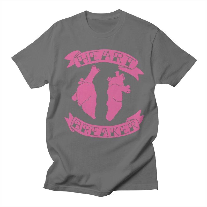 Heart Breaker Men's T-Shirt by Hello Siyi