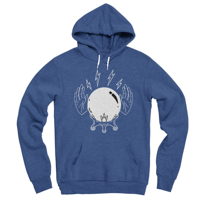 Crystal Ball Men's Pullover Hoody by Hello Siyi