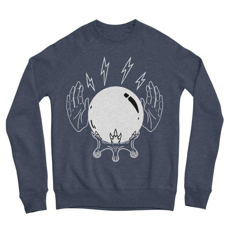 Crystal Ball Women's Sponge Fleece Sweatshirt by Hello Siyi