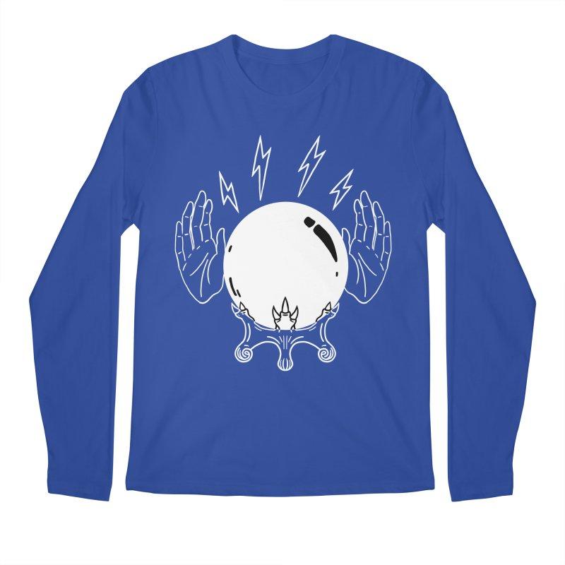 Crystal Ball Men's Regular Longsleeve T-Shirt by Hello Siyi