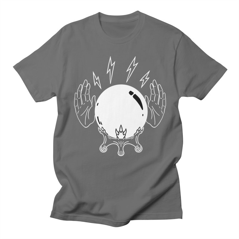 Crystal Ball Men's T-Shirt by Hello Siyi
