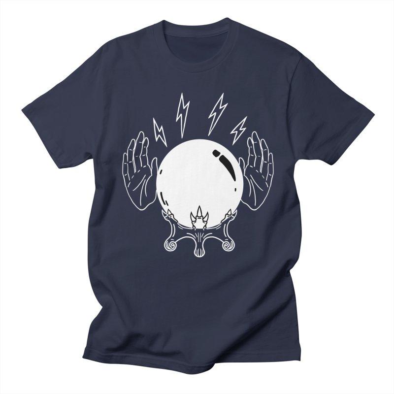 Crystal Ball Men's T-Shirt by Hello Siyi