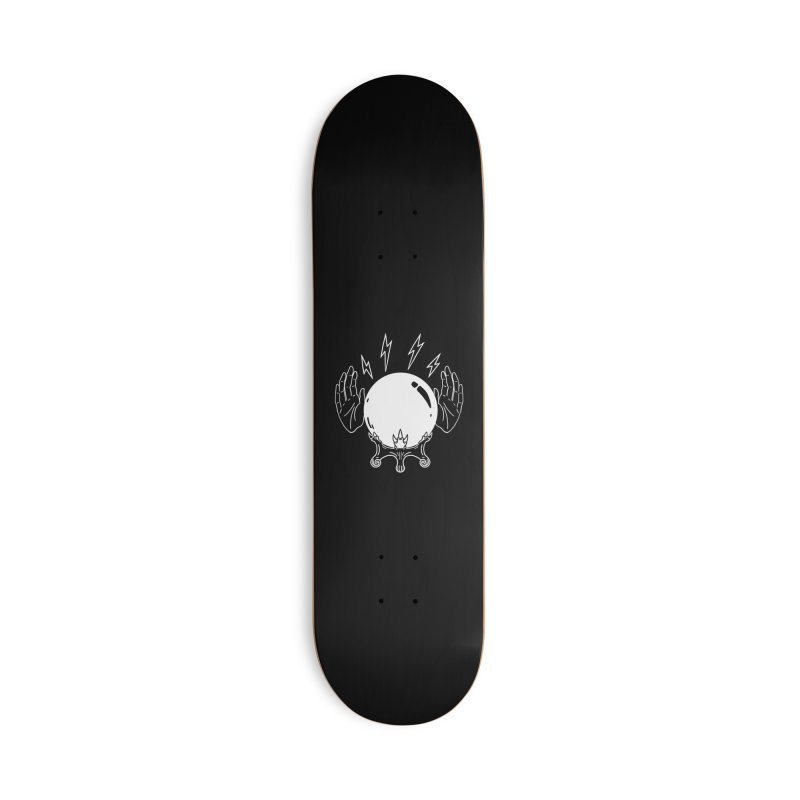 Crystal Ball Accessories Skateboard by Hello Siyi