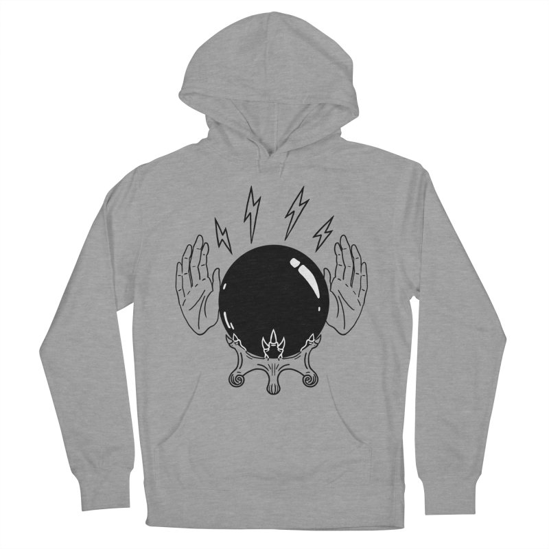 Crystal Ball (on white) Women's Pullover Hoody by Hello Siyi