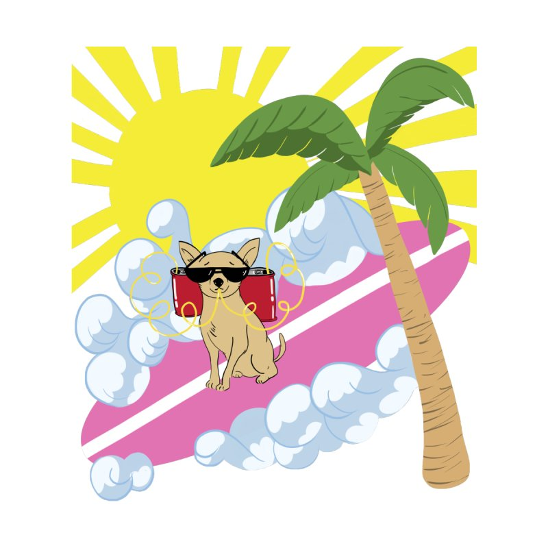 Chihuahua Summer Accessories Sticker by Hello Siyi