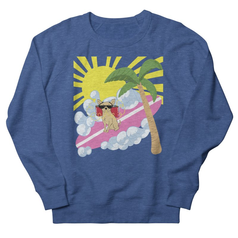 Chihuahua Summer Women's Sweatshirt by Hello Siyi