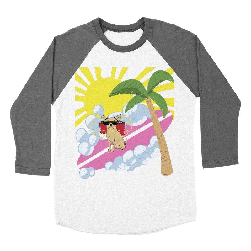 Chihuahua Summer Women's Longsleeve T-Shirt by Hello Siyi