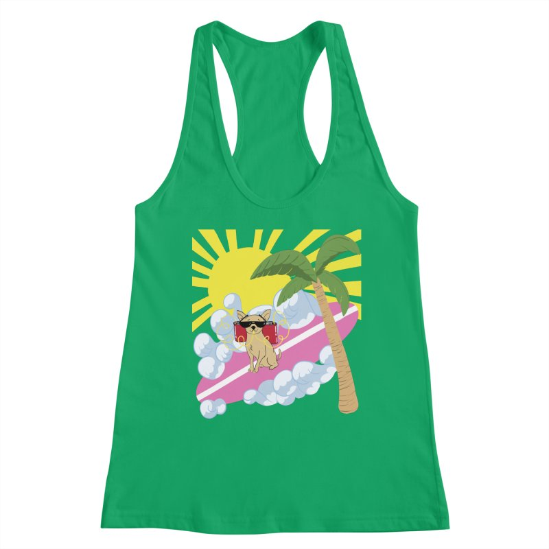 Chihuahua Summer Women's Tank by Hello Siyi
