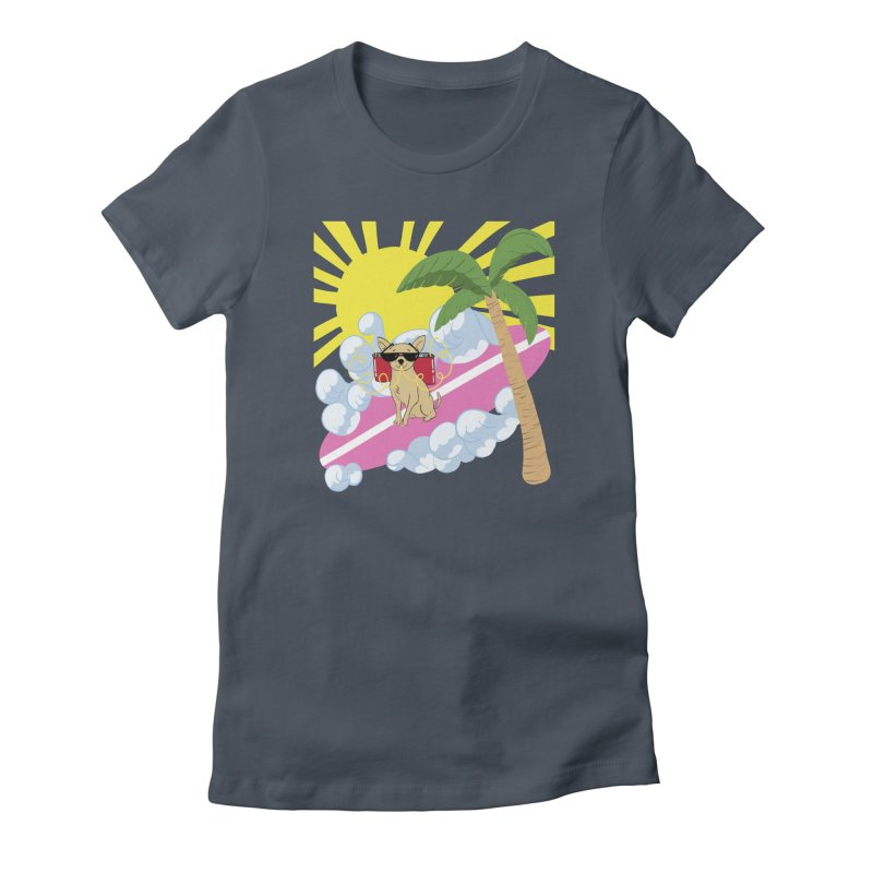 Chihuahua Summer Women's T-Shirt by Hello Siyi