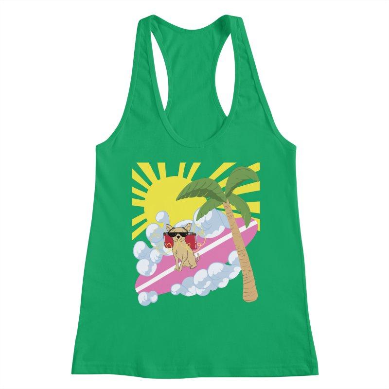 Chihuahua Summer Women's Tank by Hello Siyi