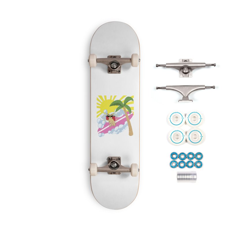 Chihuahua Summer Accessories Complete - Basic Skateboard by Hello Siyi