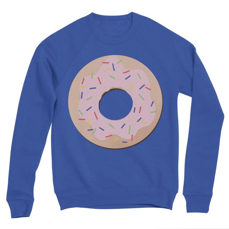 Donut Women's Sponge Fleece Sweatshirt by Hello Siyi