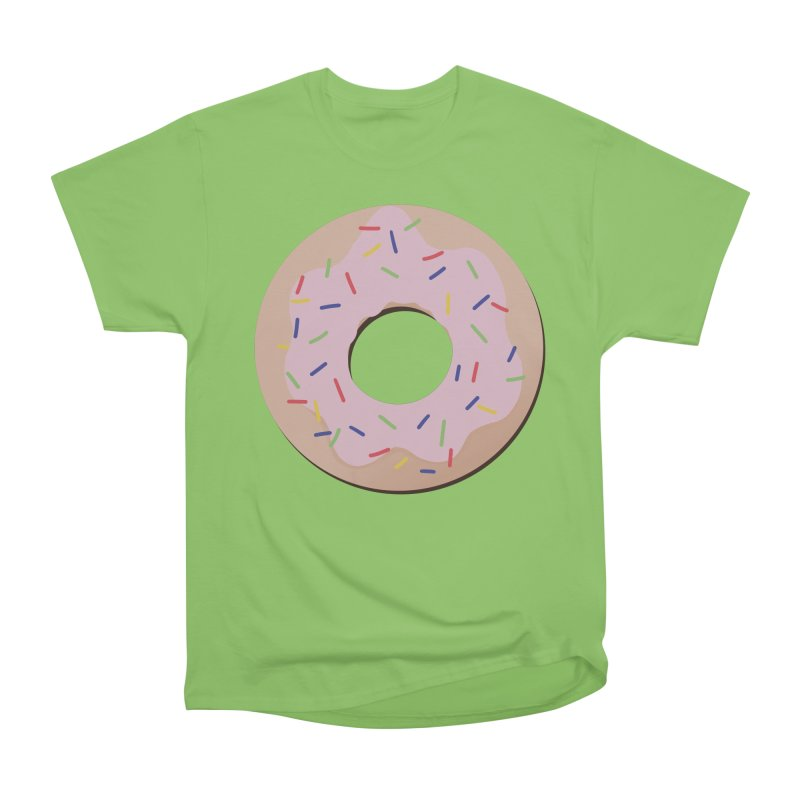 Donut Women's Heavyweight Unisex T-Shirt by Hello Siyi