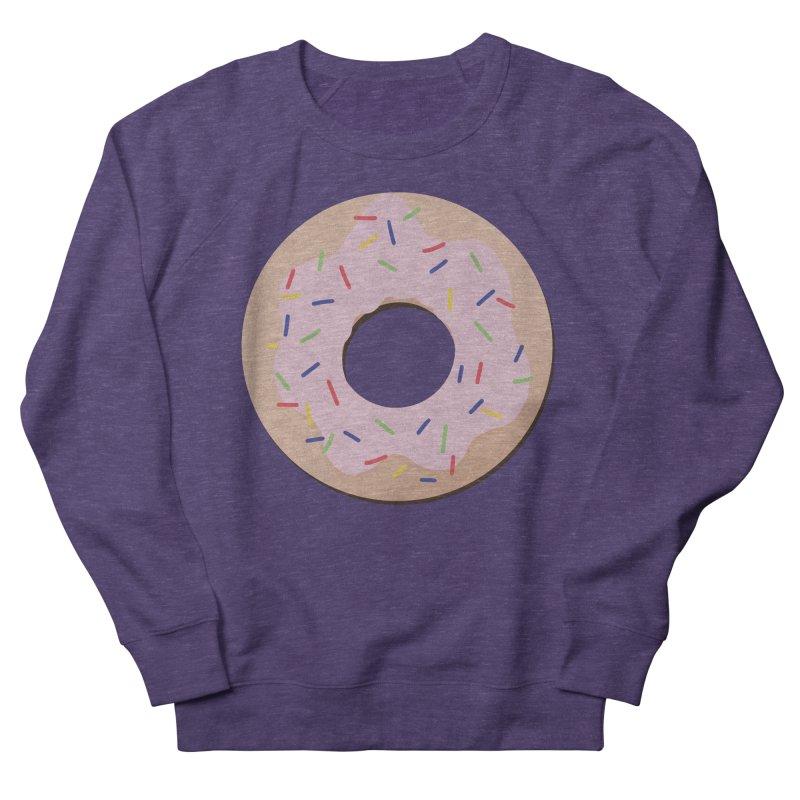 Donut Women's French Terry Sweatshirt by Hello Siyi