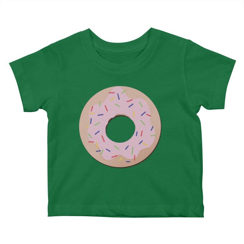 Donut Kids Baby T-Shirt by Hello Siyi