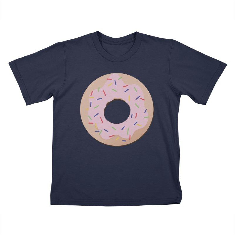 Donut Kids T-Shirt by Hello Siyi