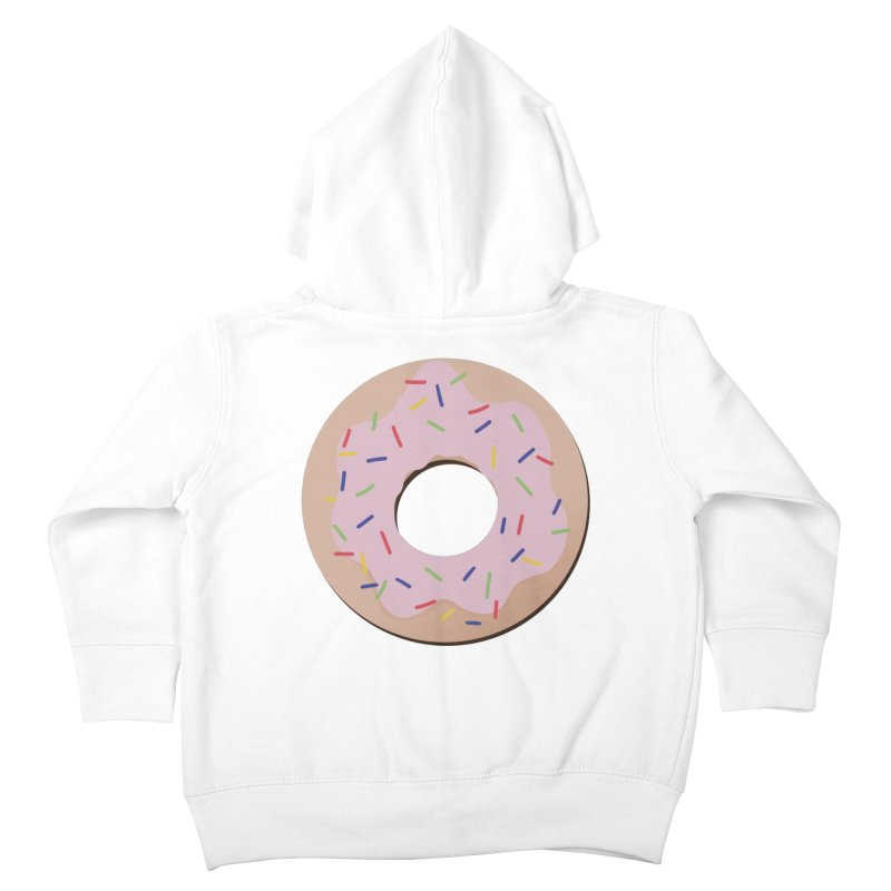 Donut Kids Toddler Zip-Up Hoody by Hello Siyi
