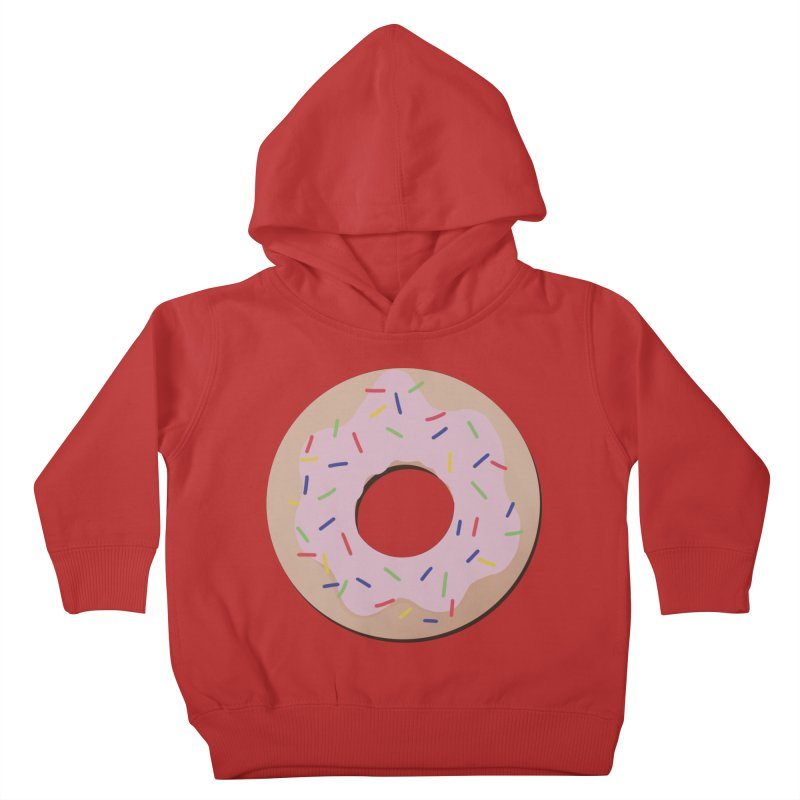 Donut Kids Toddler Pullover Hoody by Hello Siyi