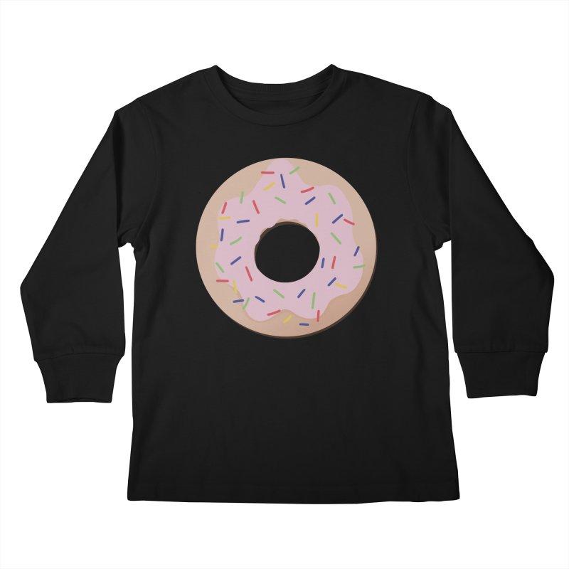 Donut Kids Longsleeve T-Shirt by Hello Siyi