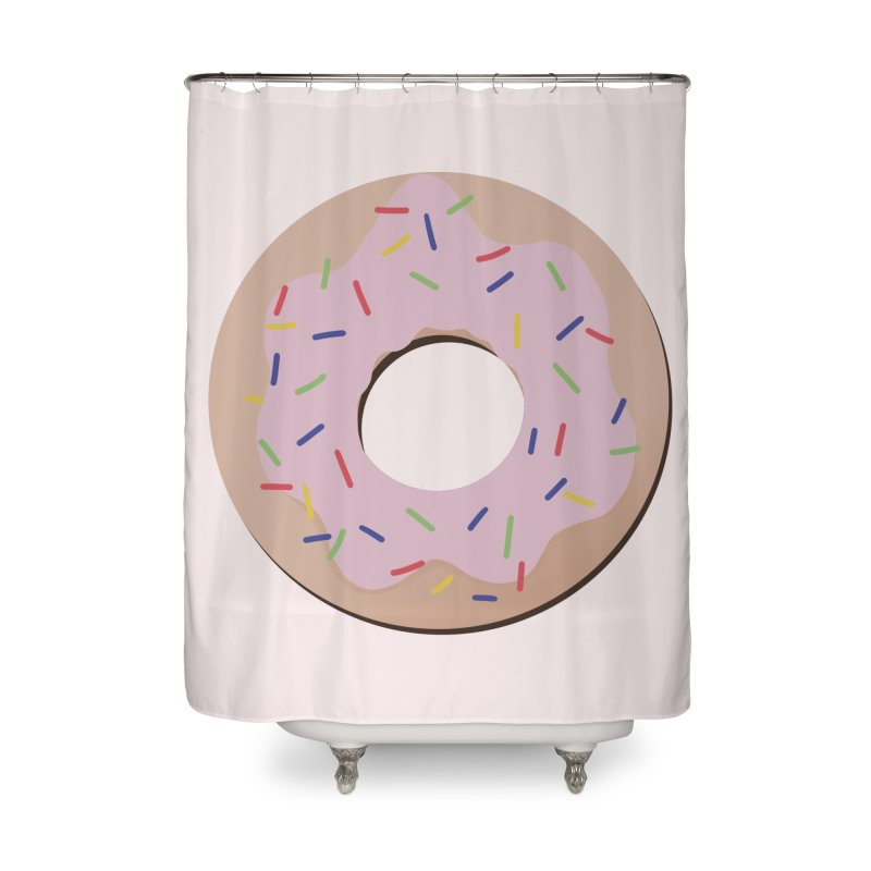 Donut Home Shower Curtain by Hello Siyi