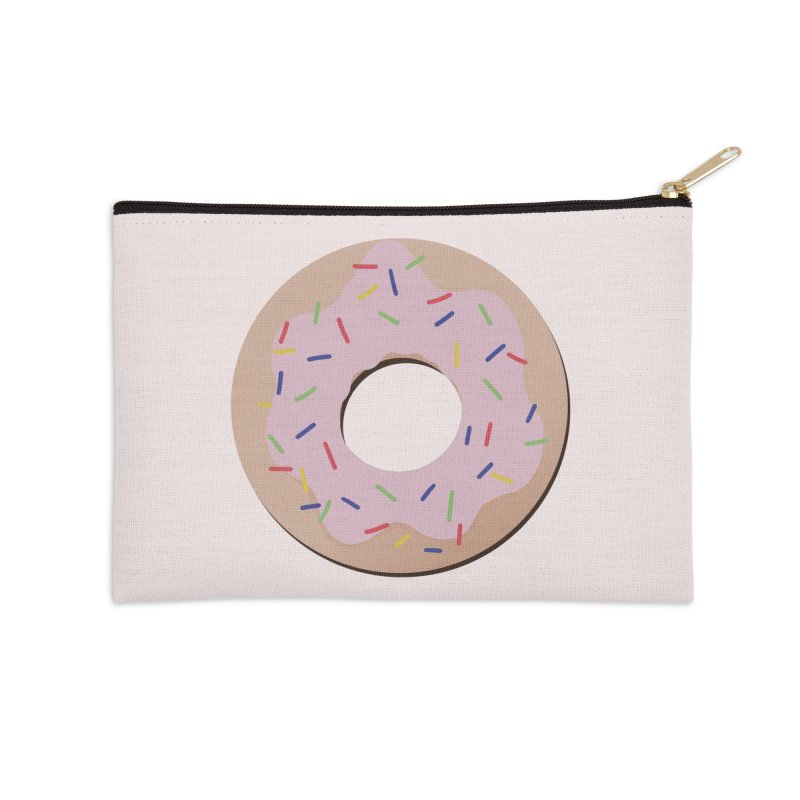 Donut Accessories Zip Pouch by Hello Siyi