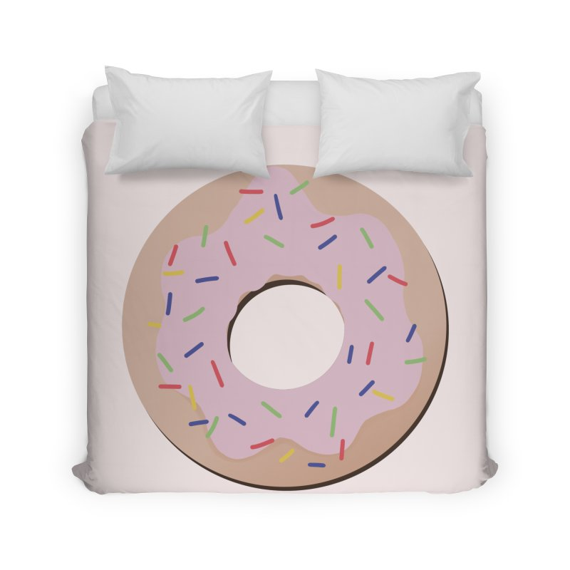 Donut Home Duvet by Hello Siyi