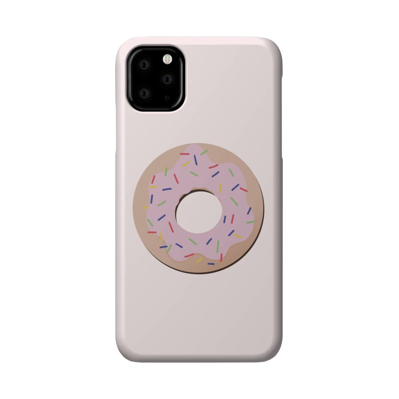 Donut Accessories Phone Case by Hello Siyi