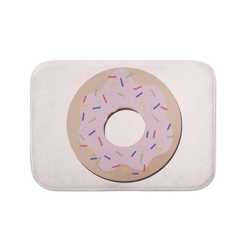 Donut Home Bath Mat by Hello Siyi