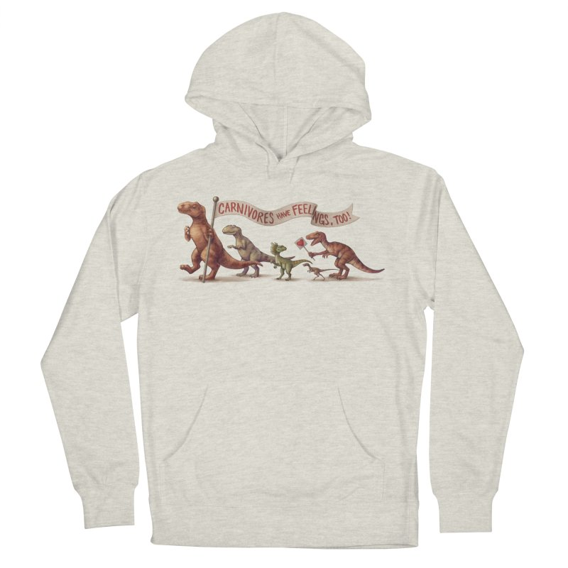 Carnivores Men's Pullover Hoody by SJdzyn's Artist Shop