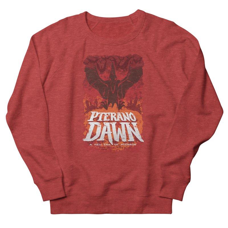 PteranoDawn Men's Sweatshirt by SJdzyn's Artist Shop