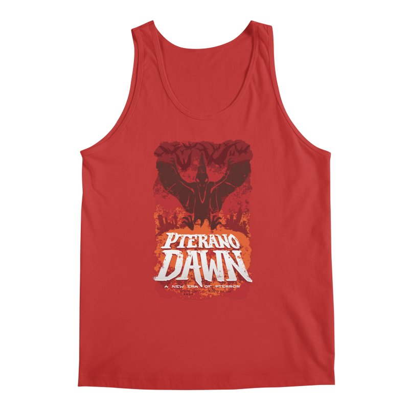 PteranoDawn Men's Tank by SJdzyn's Artist Shop