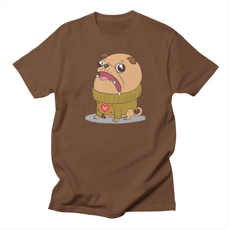 Pugly Sweater Men's T-shirt by SJdzyn's Artist Shop