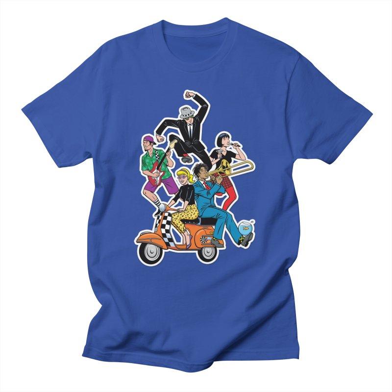 Cartoon shirt by Steve Vance Men's T-Shirt by Pick It Up!