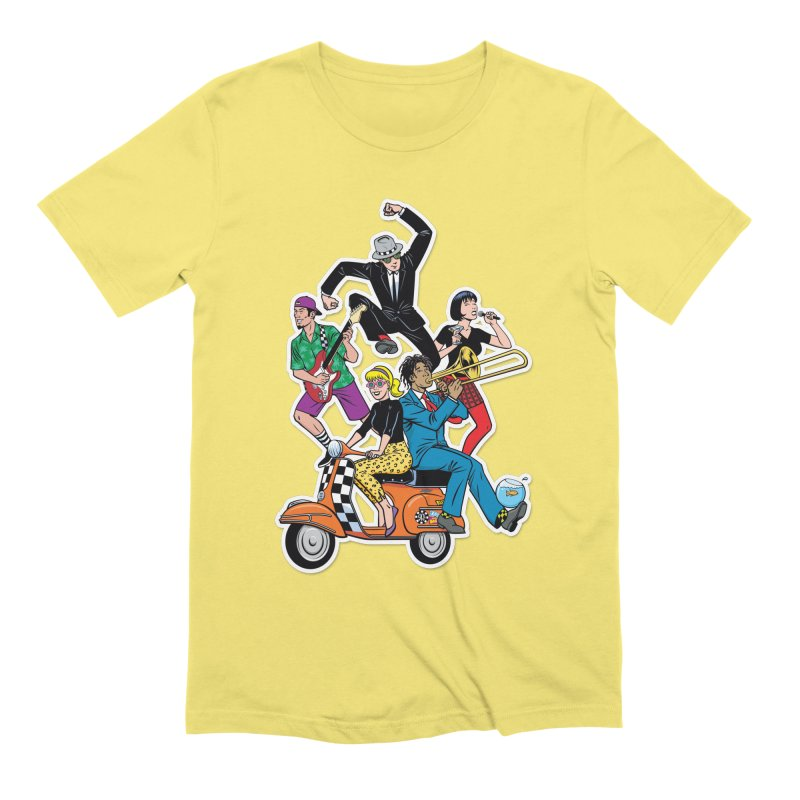 Cartoon shirt by Steve Vance Men's T-Shirt by Pick It Up!