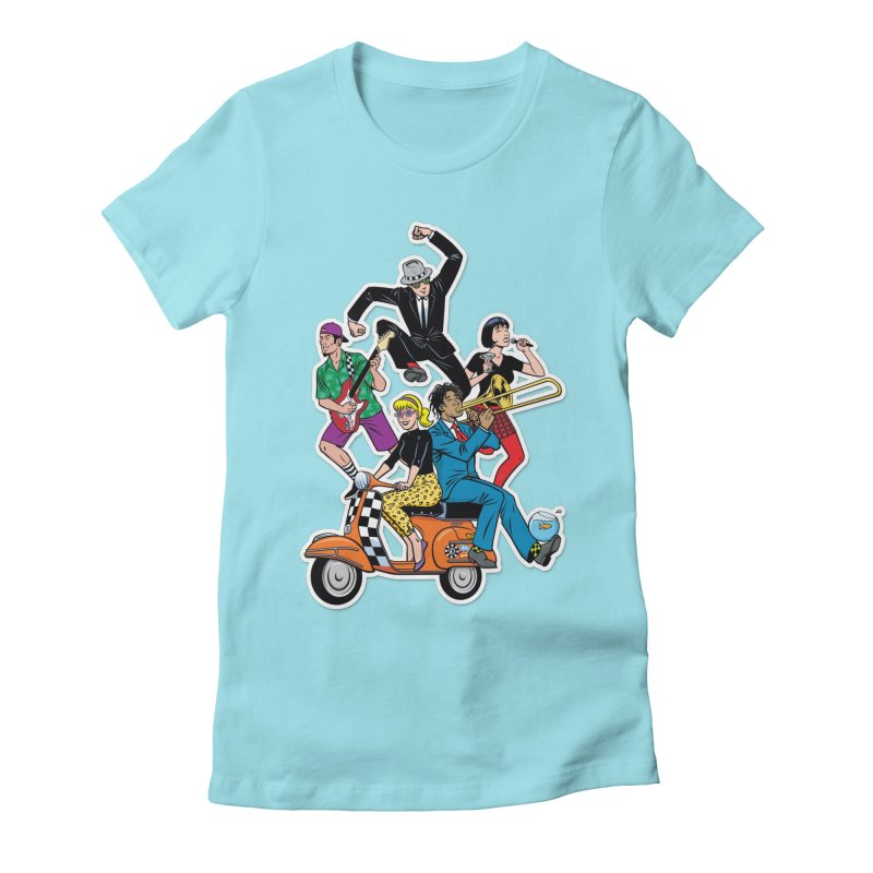 Cartoon shirt by Steve Vance Women's T-Shirt by Pick It Up!