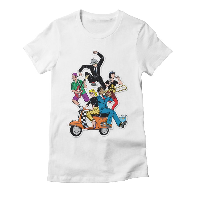 Cartoon shirt by Steve Vance Women's T-Shirt by Pick It Up!