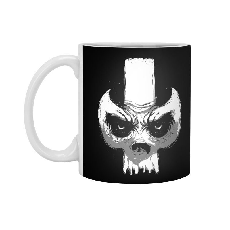 Bones Accessories Mug by skaryllska's Artist Shop