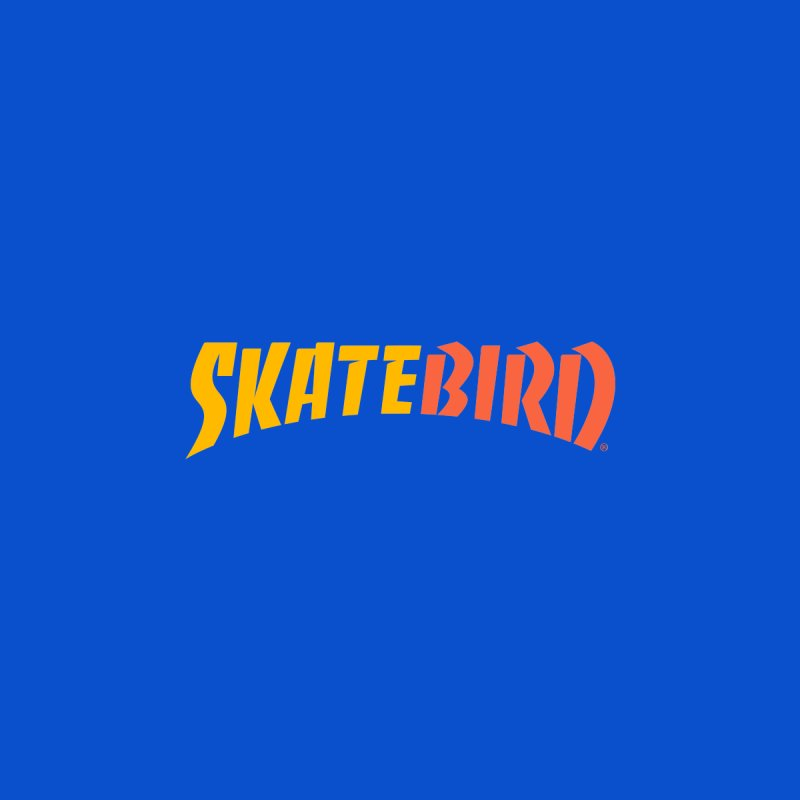 Brand Yourself A SkateBIRD Men's Pullover Hoody by SkateBIRD Merchandise