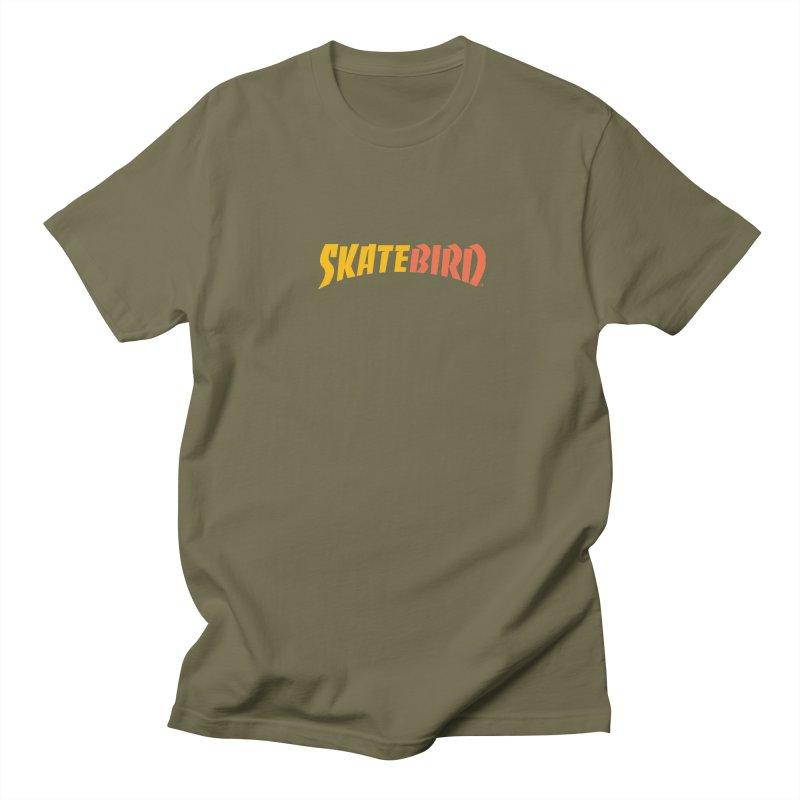 Brand Yourself A SkateBIRD Men's T-Shirt by SkateBIRD Merchandise